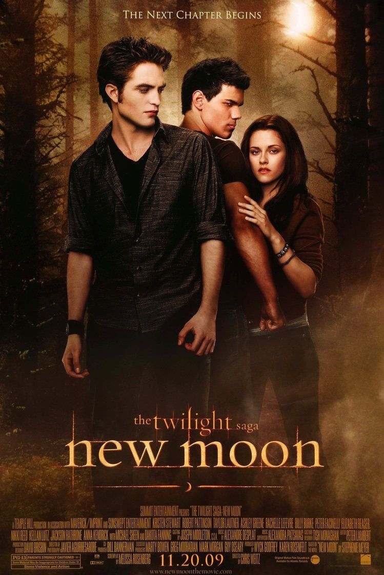Twilight Saga New Moon 2009 New Moon Movie Twilight Saga New Moon Twilight Movie
