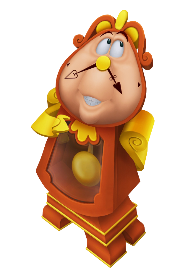Character04 Cogsworth Png 636 940 Disney Beauty And The Beast Beauty And The Beast Beauty And The Beast Party