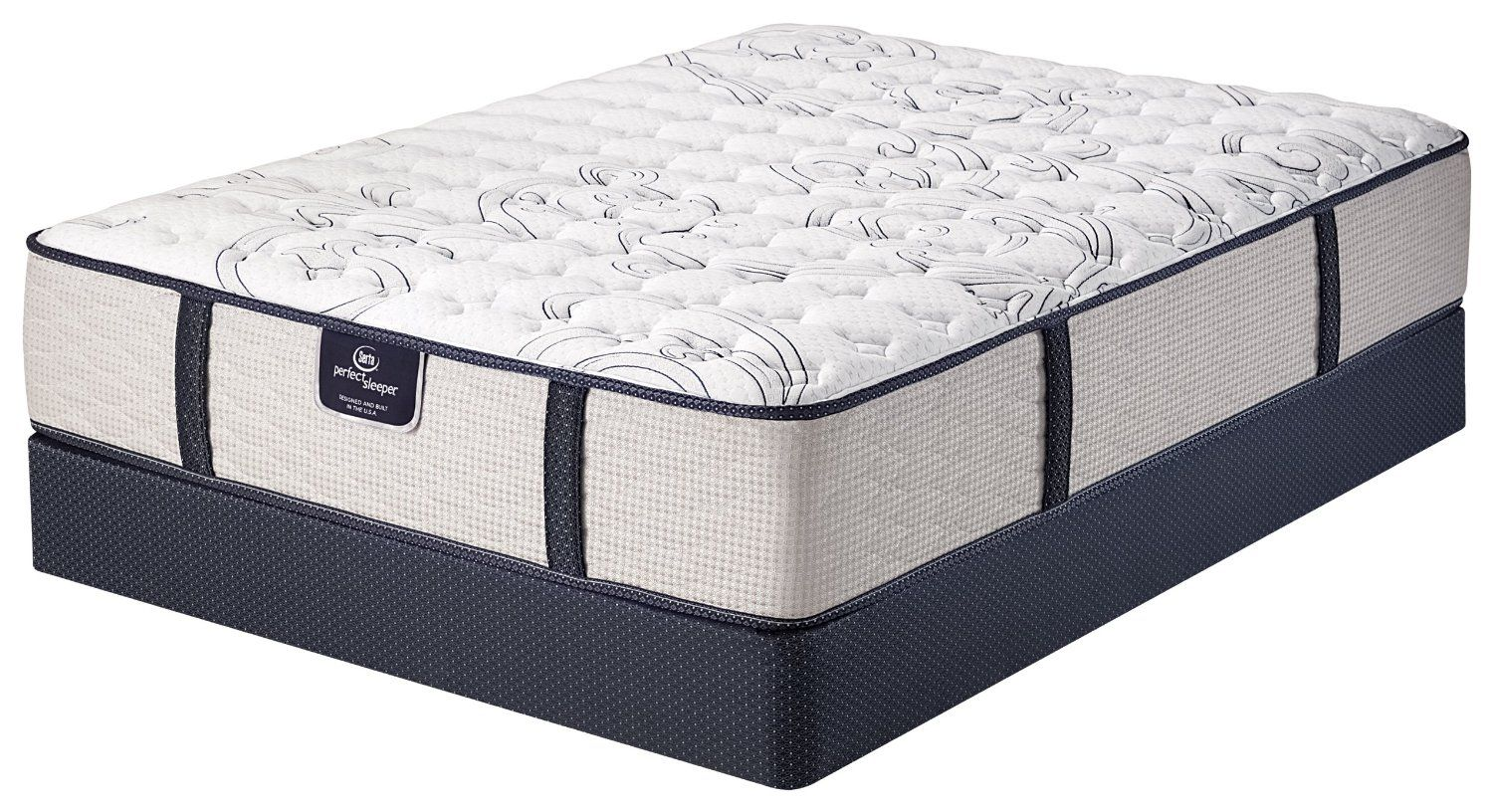 serta perfect sleeper elite eastport firm mattress cool action gel