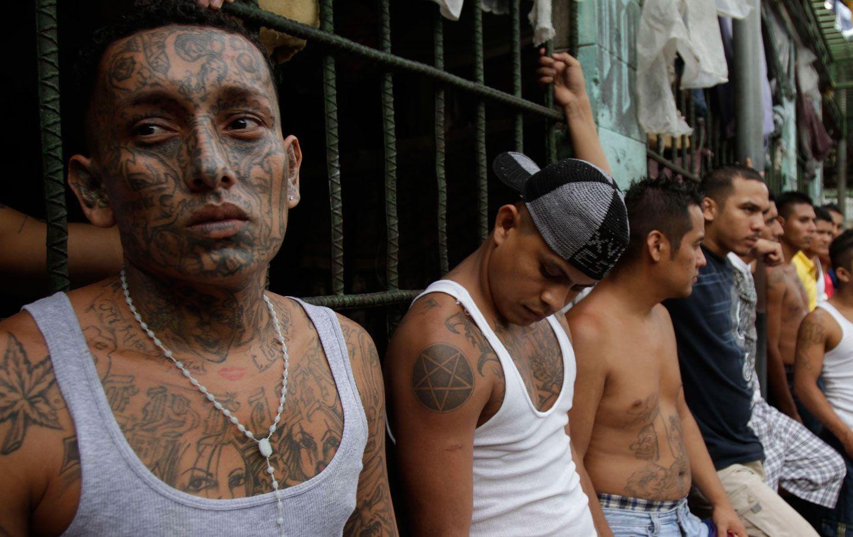 Rudy Giuliani Stands To Make A Lot Of Money Off El Salvador S Crime Gang 18th Street Gang Gang Member