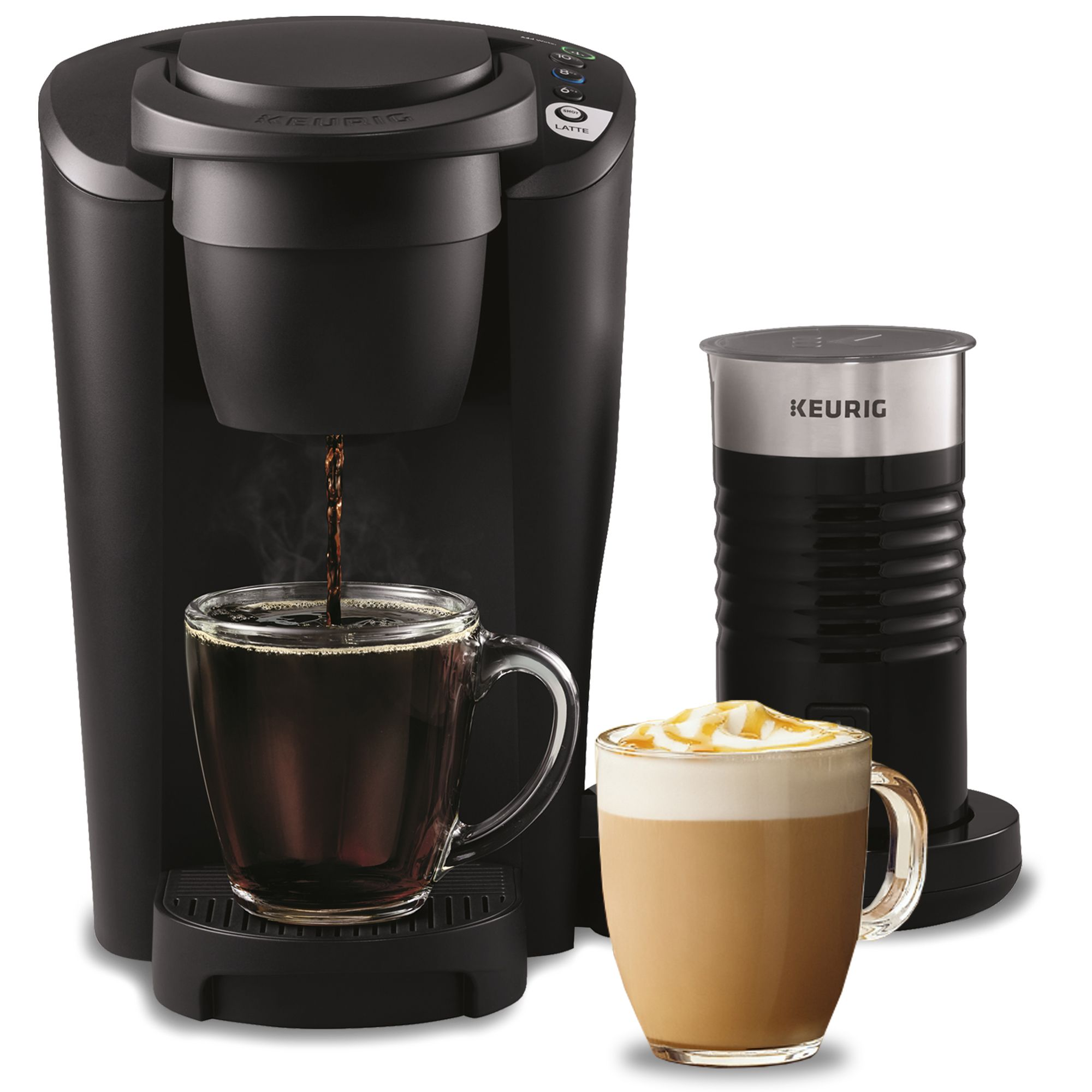 Best Single Cup Coffee Maker With Frother Di 2020