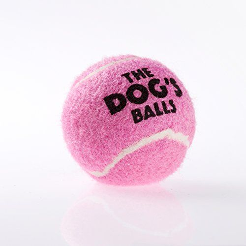 The Little Dogs Balls 6 Small Pink Tennis Balls For Dogs Premium Mini Dog Toy For Puppies Small Dogs Puppy Exerc Dog Ball Dog Training Pads Dog Bed Furniture