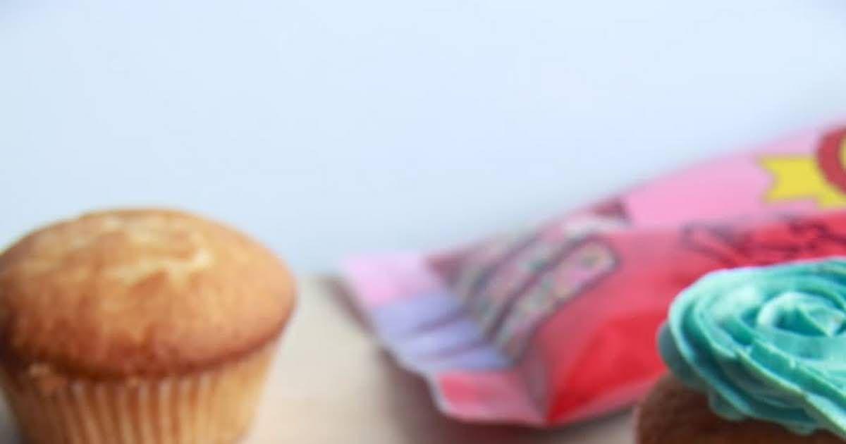 Fluffy Vanilla Cupcakes Recipe | Yummly | Fluffy vanilla cupcake recipe, Cupcake  recipes, Vanilla cupcake recipe