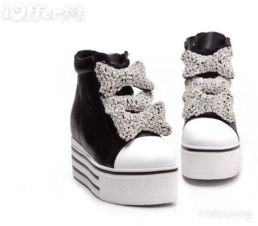 17 Best images about Platform Converse on Pinterest | Canvas shoes ...