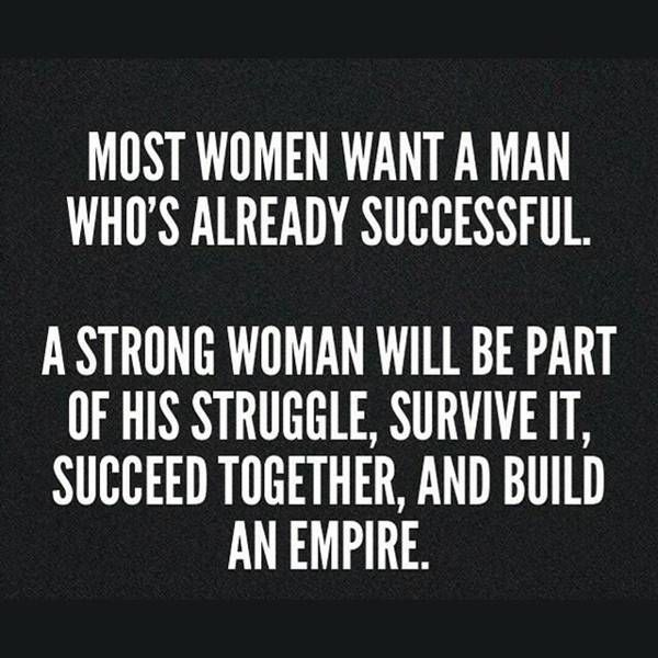 "Strong Relationship Quotes Strong Woman Quotes ""who Build An Empire"" Success Quotes On"