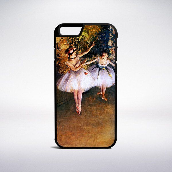 Edgar Degas - Two Dancers On Stage Phone Case – Muse Phone Cases