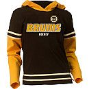 Old Time Hockey Boston Bruins Youth Hawk Fooler Long Sleeve Hoodie - Shop.Canada.NHL.com