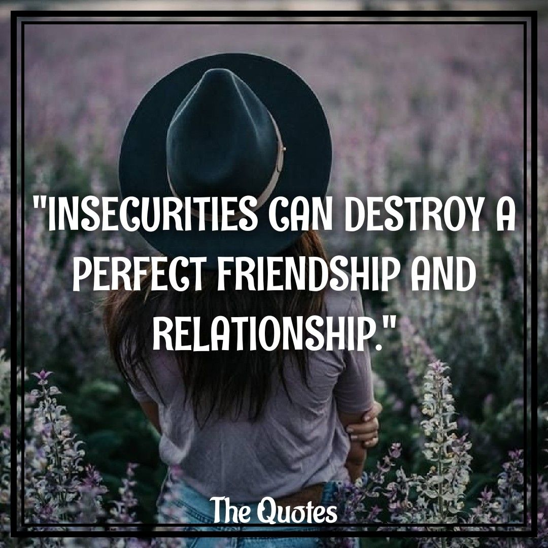 Relationships Fail Because People Take Their Own Insecurities And Try And Twist Them Into Their Partner S Flaws Quotes True Quotes Insecure