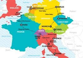 Image Result For France Italy Switzerland On Map Maps Maps I Love
