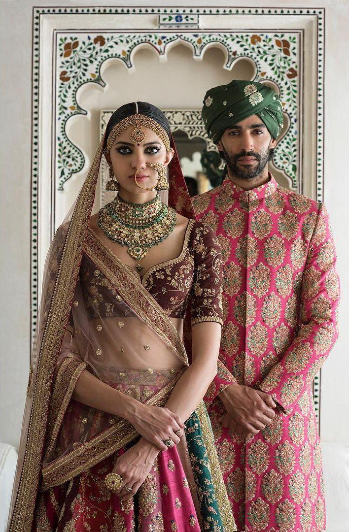 0a06a74da2fa Indian Fashion — The Udaipur Collection by Sabyasachi Mukherjee ...