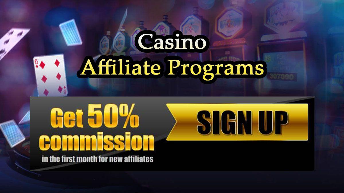 Casino Affiliate Program   Casino, Affiliate programs, Best online casino