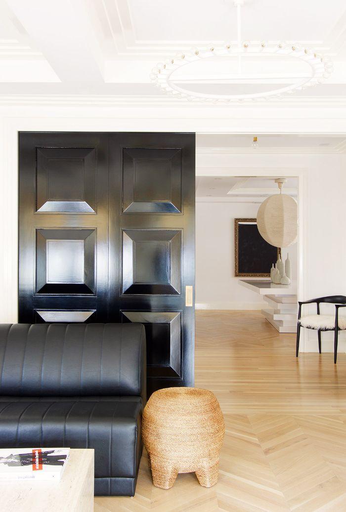 home tour an artful monochromatic home in brooklyn modern rh pinterest com