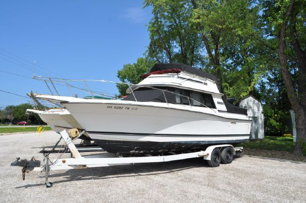 1986 Carver Santa Cruz Power Boat For Sale Power Boats Power Boats For Sale Boat