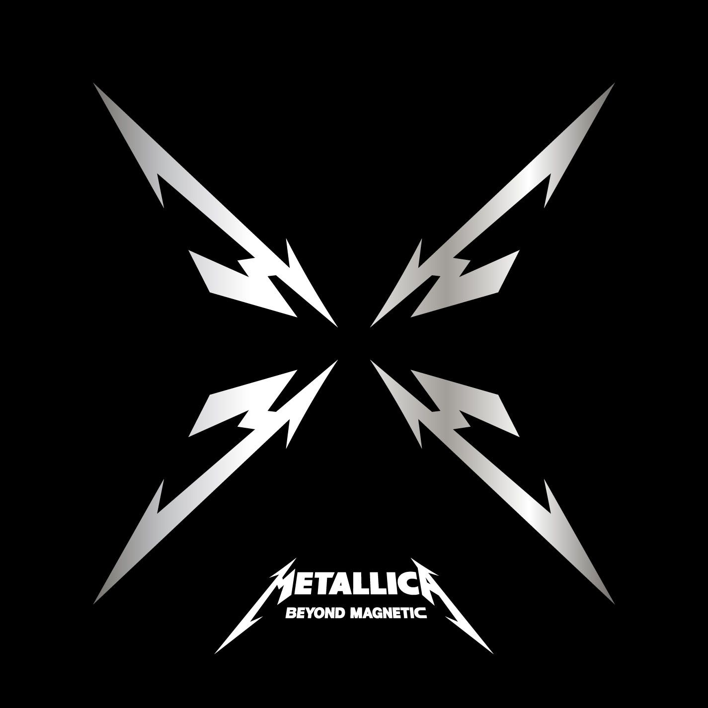 """METALLICA - Beyond Magnetic (LP) - - - Tracks: (1) Hate Train   (2) Just a Bullet Away   (3) Hell and Back   (4) Rebel of Babylon - - - Versione in vinile dell'EP """"Beyond Magnetic"""""""