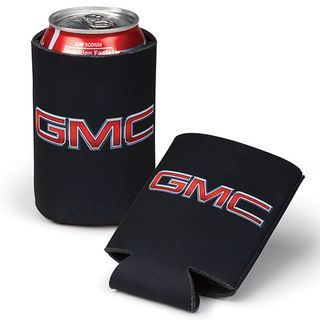ff9251ce4d3fb0 GMC Black Can Koozie | Products | Home office accessories, Canning ...