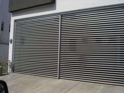 Portones automatizados para cochera baratos 5187fe71f 3 for Portones para garage