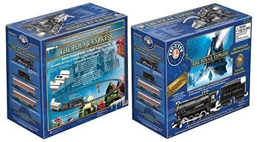 Lionel Polar Express Train Set G-Gauge Remote Control Kids Toy Gift Battery New #LionelPolarExpressTrainSet