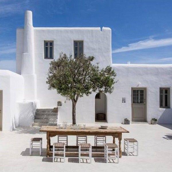 Una casa estilo neo r stico con dise o escandinavo - Casas con estilo rustico ...