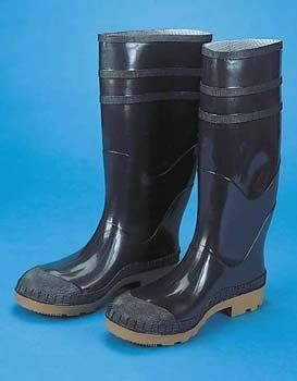 08aa4d8724c4a Mutual Industries 14502113 PVC Black Sock Boot16 Size 13 ** More ...