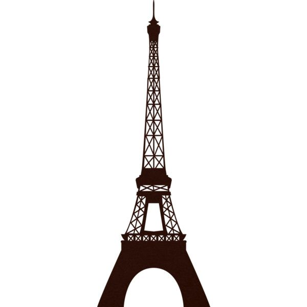 Eiffel Tower 1 Png Liked On Polyvore Eiffel Tower Polyvore Png