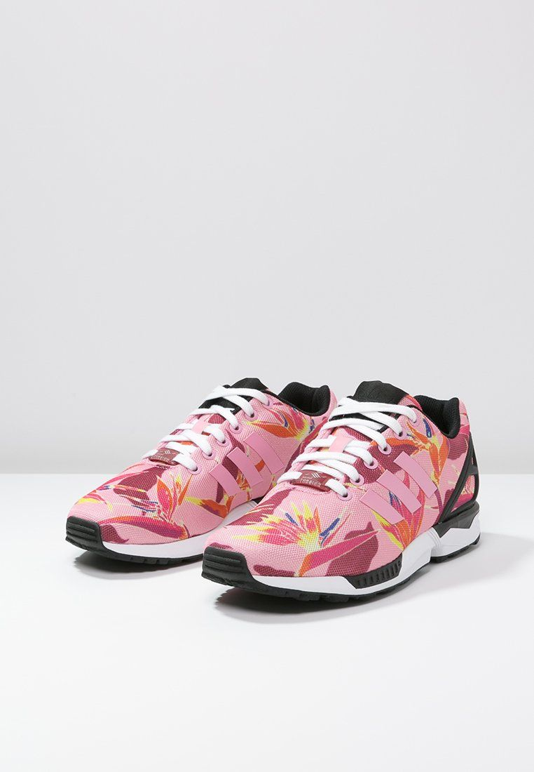 95cd2eb37 ZX FLUX light pink core black by Adidas Originals