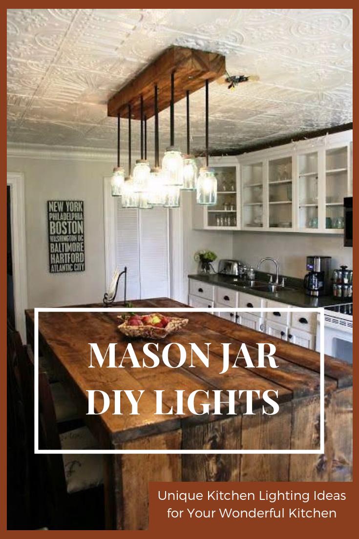 20 Unique Kitchen Lighting Ideas For Your Wonderful