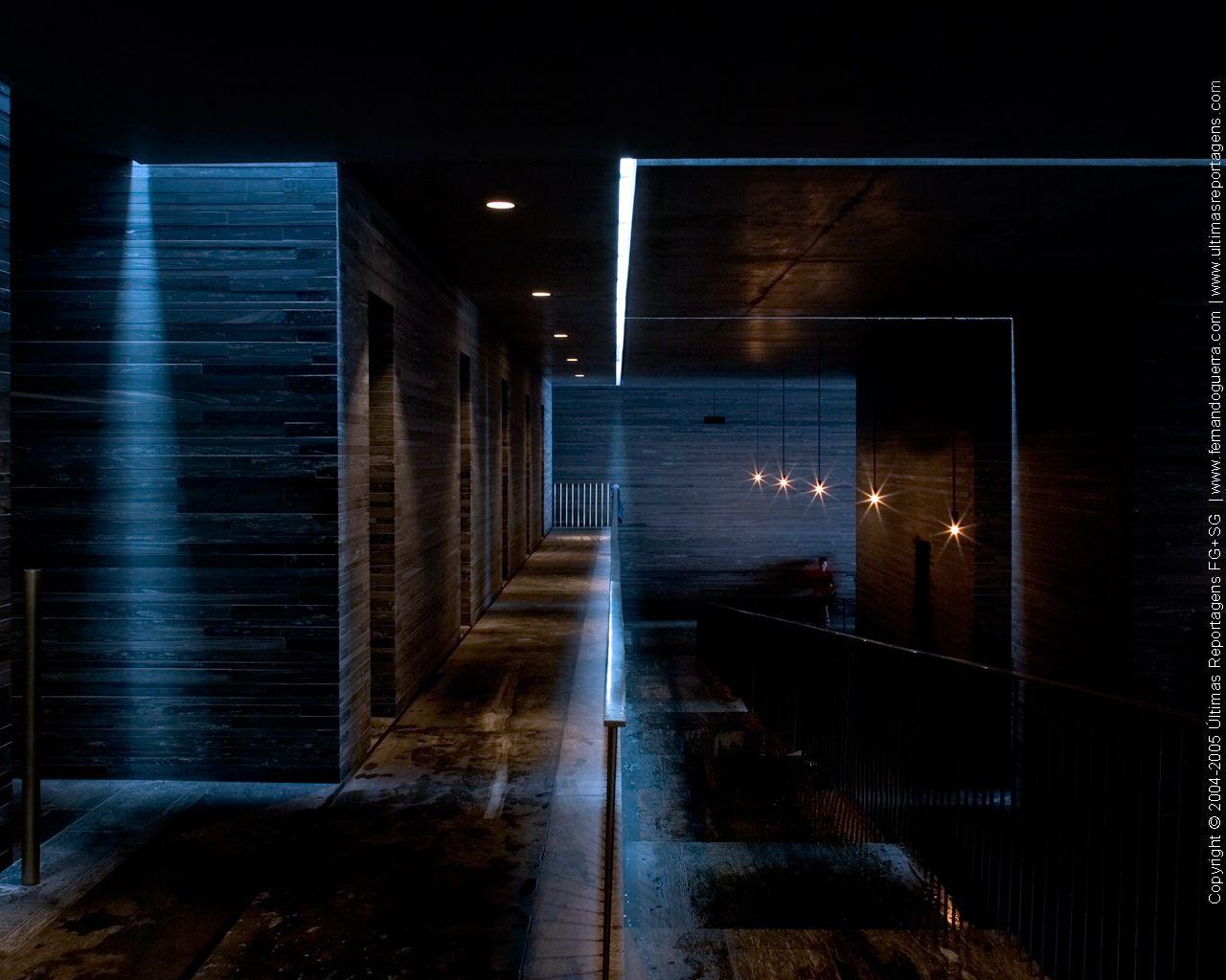 Arquitectura contempor nea peter zumthor for Arquitectura contemporanea
