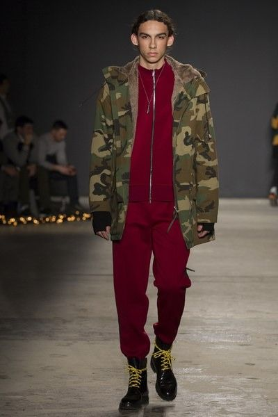 View the full Ovadia & Sons Fall 2017 menswear collection.