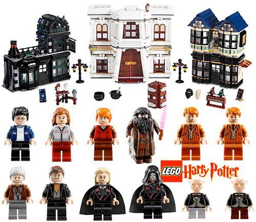 Lego Harry Potter Diagon Alley 10217 Toy Interlocking Building Sets Lego Harry Potter Harry Potter Advent Calendar Harry Potter Fantastic Beasts