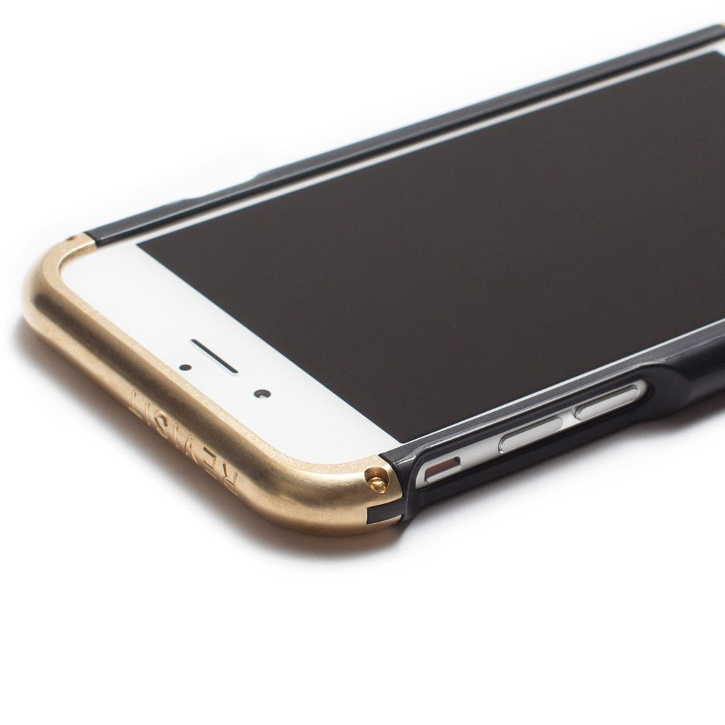 New brass and black iPhone 6 Case with screwdriver from