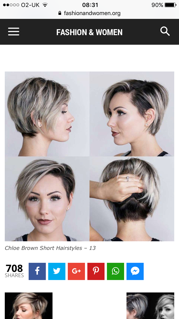 Pin by eileen marinic on hair pinterest hair style pixies and