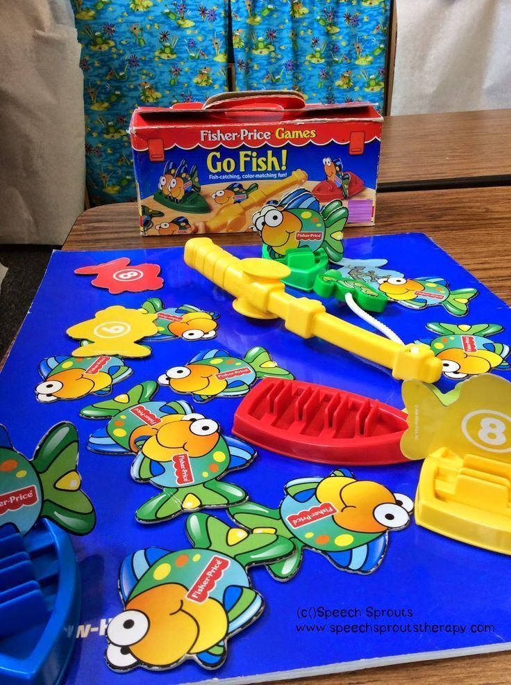 How to choose the best games for your speech therapy