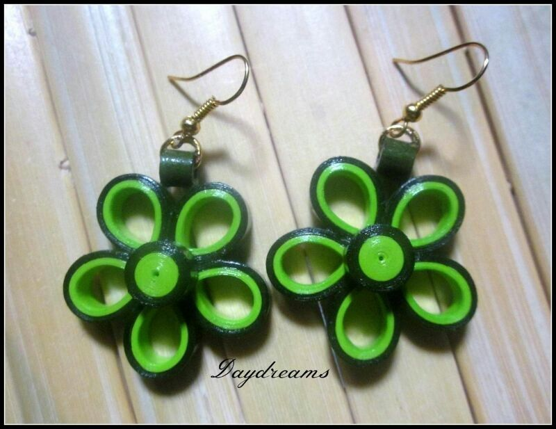 paper jewellery - Buscar con Google   Quilling Jewelry   Pinterest ...
