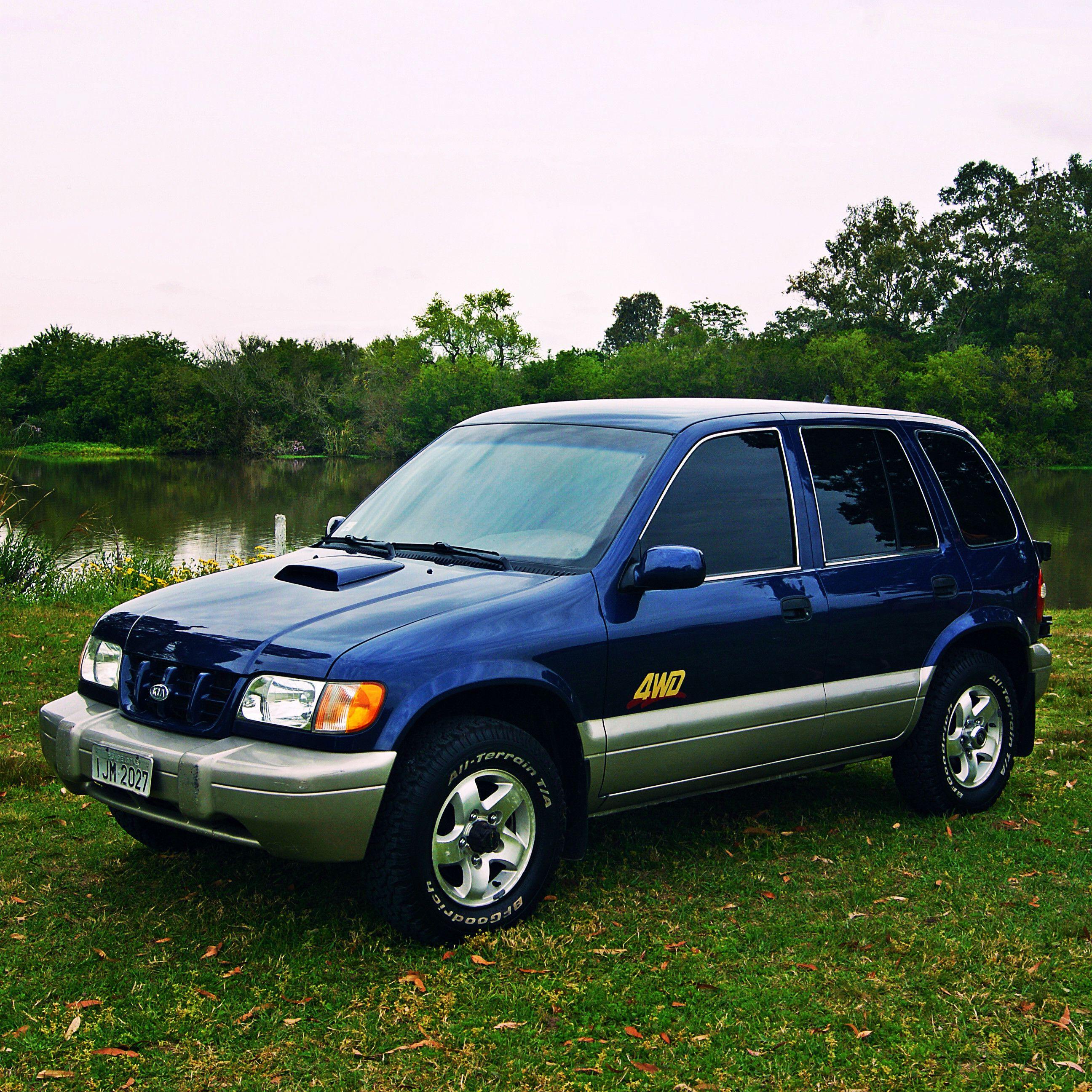 my Kia Sportage 2.0 8v Tb-ic diesel year 2000