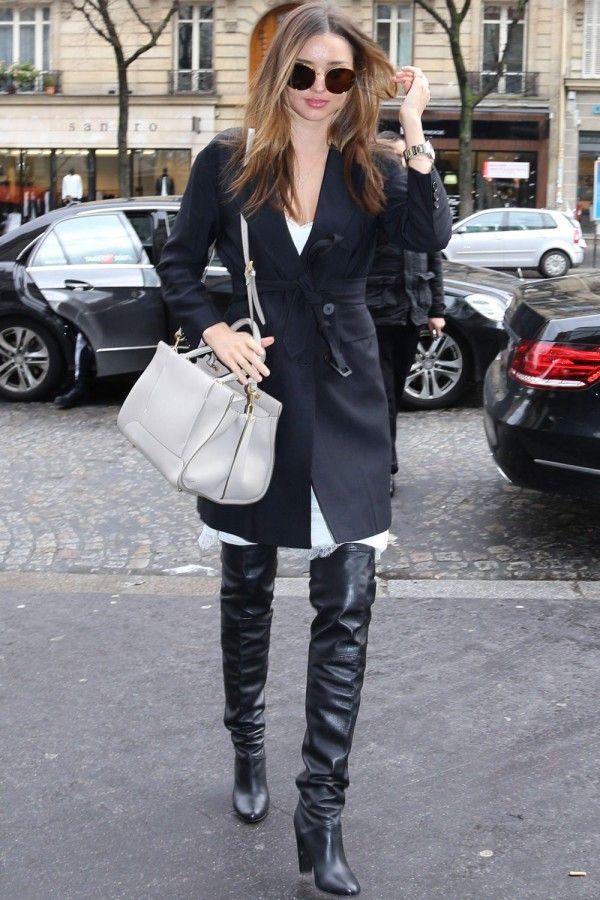 Paris Fashion Week AW14: The Celebrity Following