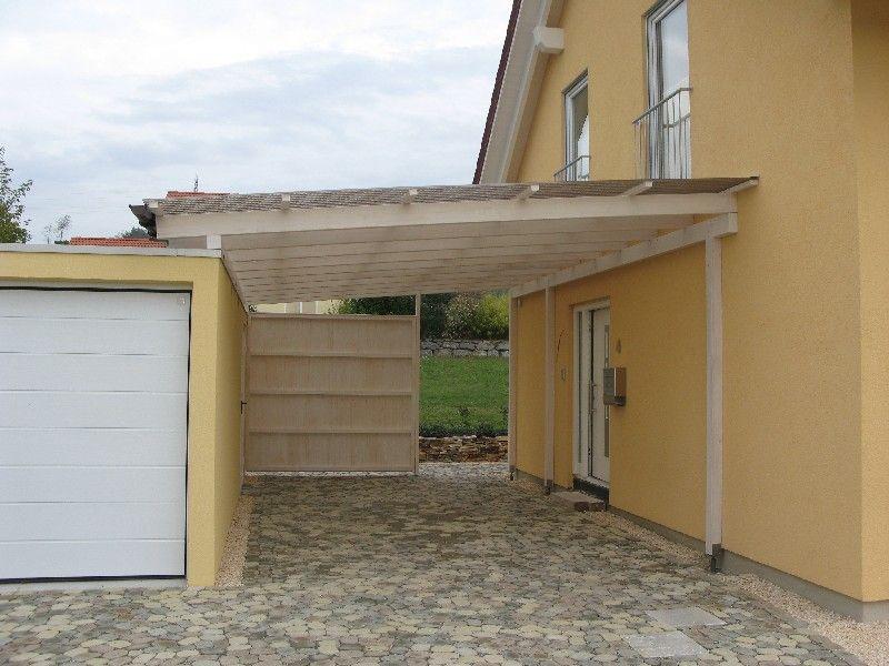 CARPORT von Wachter Holz Fensterbau, Wintergarten