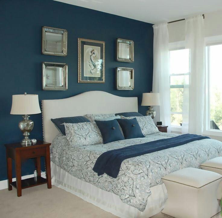 pinjenny roberts merriman on artenuevo  blue bedroom