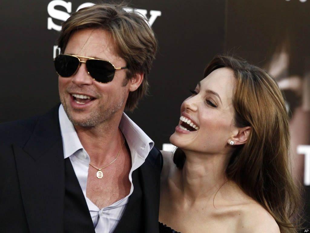 brad pitt and angelina jolie | de Angelina Jolie y Brad Pitt , imagenes de Angelina Jolie y Brad Pitt ...
