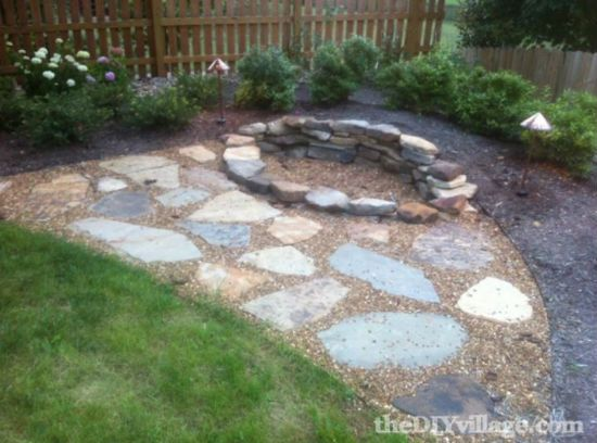 Backyard · How To Build An Outdoor Fire Pit