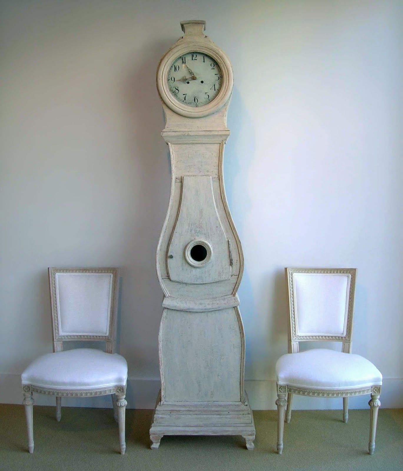 Interior Garden Design Timeless Swedish: Swedish Decor, Clock, Retro Clock