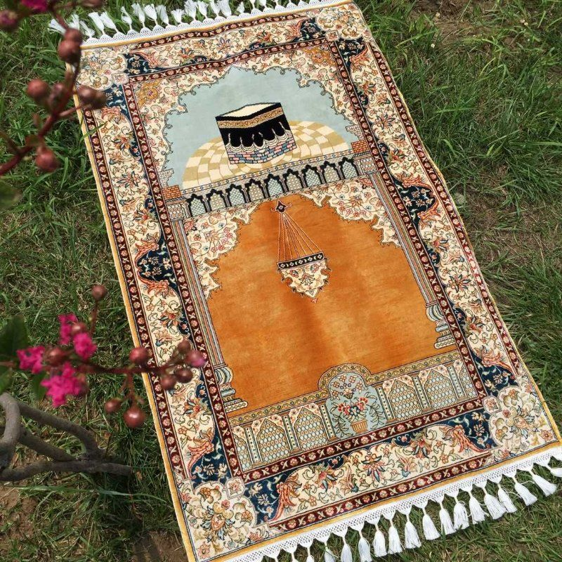 What Are Prayer Rugs And How They Used By Muslims