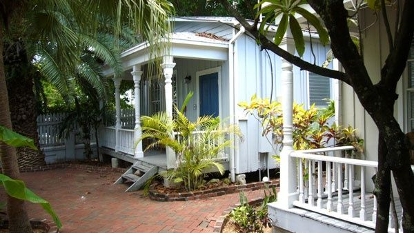 The Merlin Guesthouse Cottages In Key West Florida