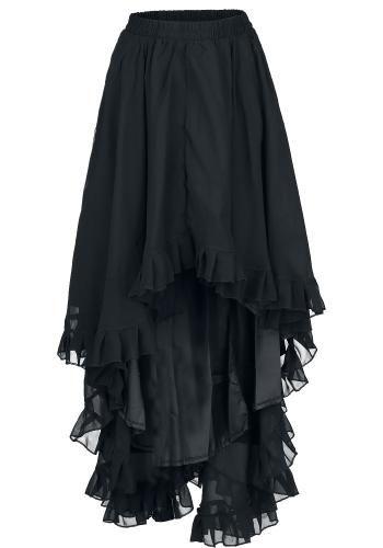 c63c89ca4fcf Elizium Skirt - Dlouhá sukně dle Burleska