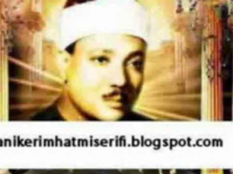 Abdulbasit Abdussamed Full 286 Ayet Bakara Suresi Dinle