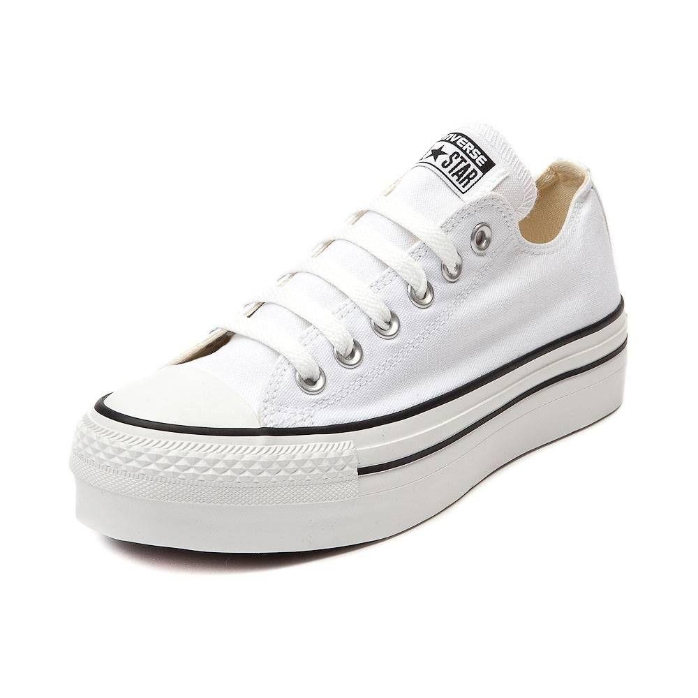 da8cdf6b3b6 Womens Converse All Star Lo Platform Sneaker
