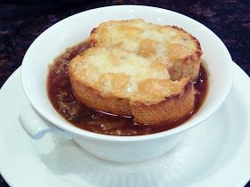 Christine's Kitchen Chronicles: French Onion Soup
