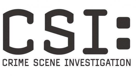 CSI (Crime Scene Investigation) Logo