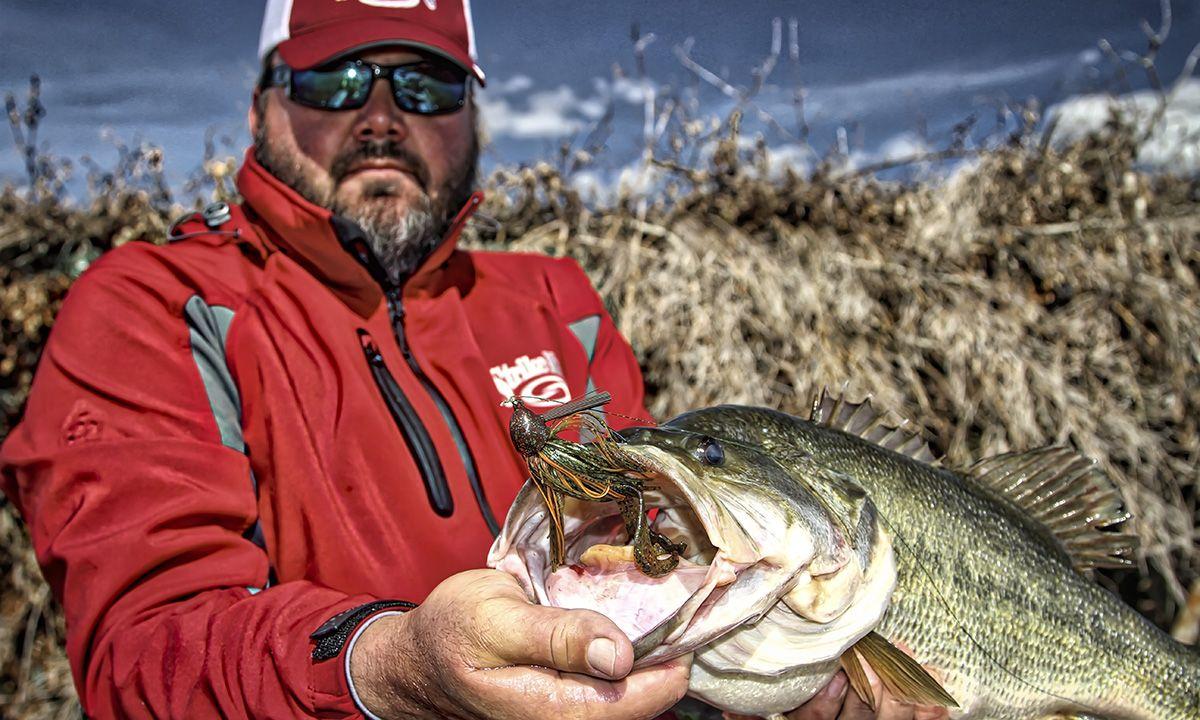 Is Wood Good For Winter Bass Fishing? Kayak bass fishing
