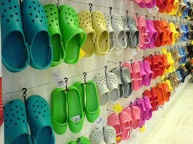 Love my Crocs