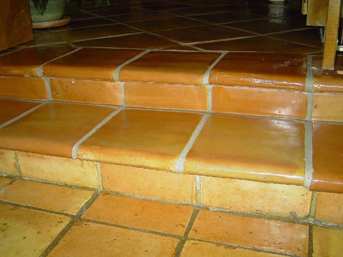 saltillo tiles | decorating kitchen | pinterest | tile stairs